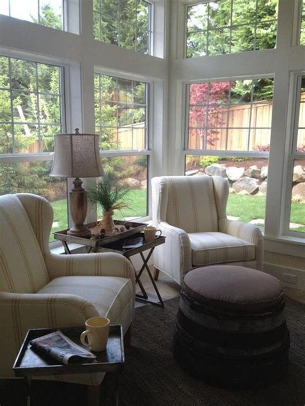 Best 11 Cheap Sunroom Furniture Ideas - HomEnthusiastic  Sunroom