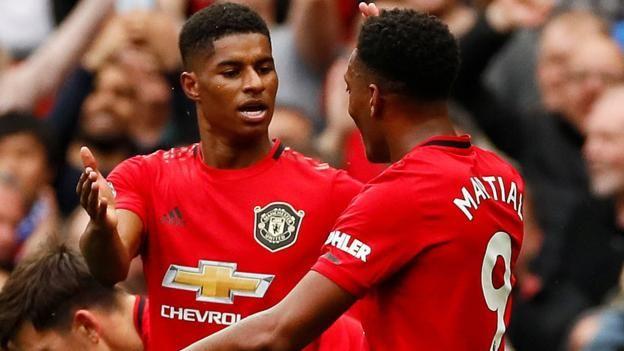Manchester United 4-0 Chelsea: Marcus Rashford Stars In
