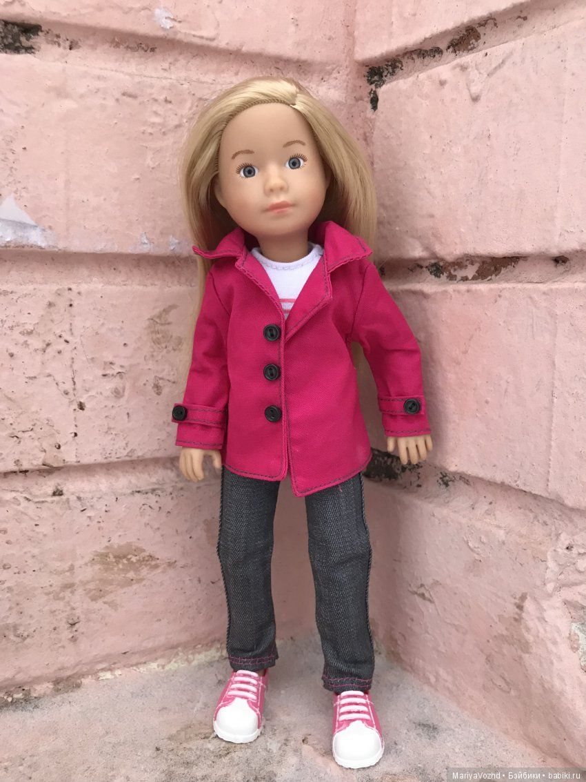 Закрыто. Совместная закупка кукол Kruselings от Kathe ...