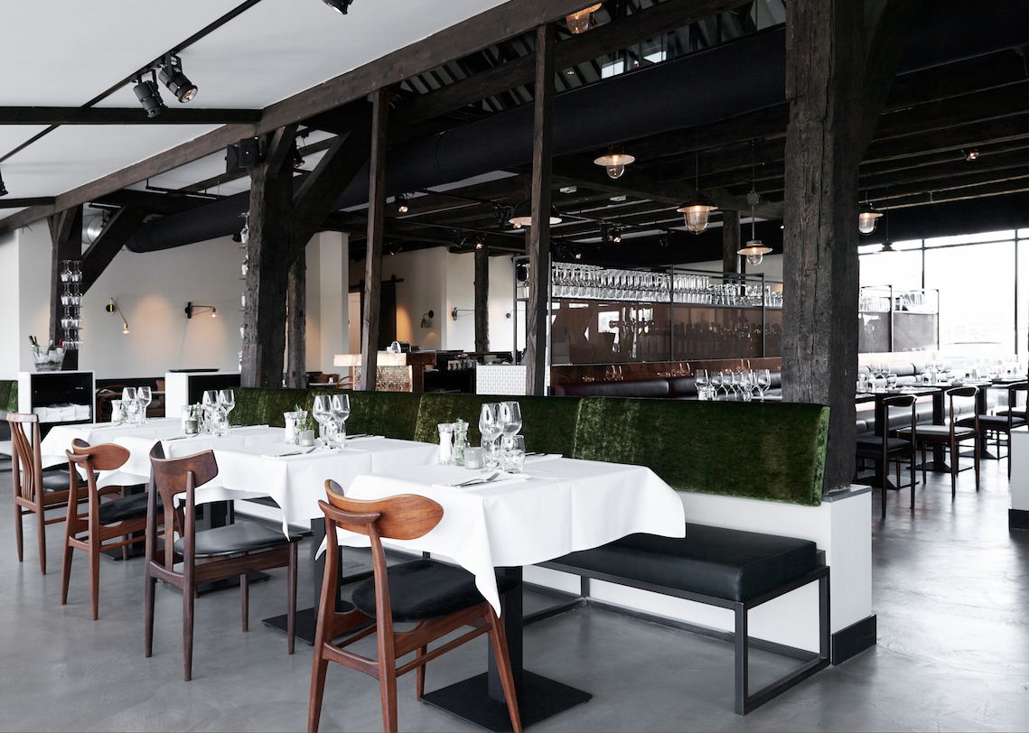 Den Burg Restaurant Kitchen Bar Hoofddorp   Interior Design By Nicemakers  Amsterdam