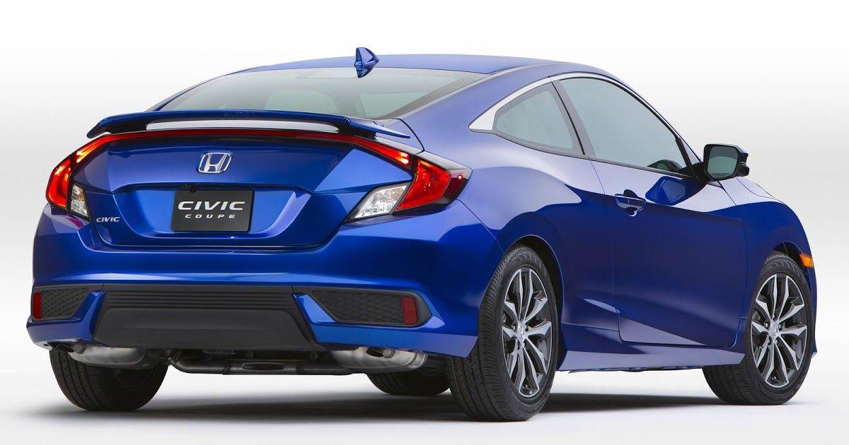 Novo Honda Civic 2016 Coupe Fotos E Especificacoes Car Blog Br Honda Civic Coupe Civic Coupe Honda Civic