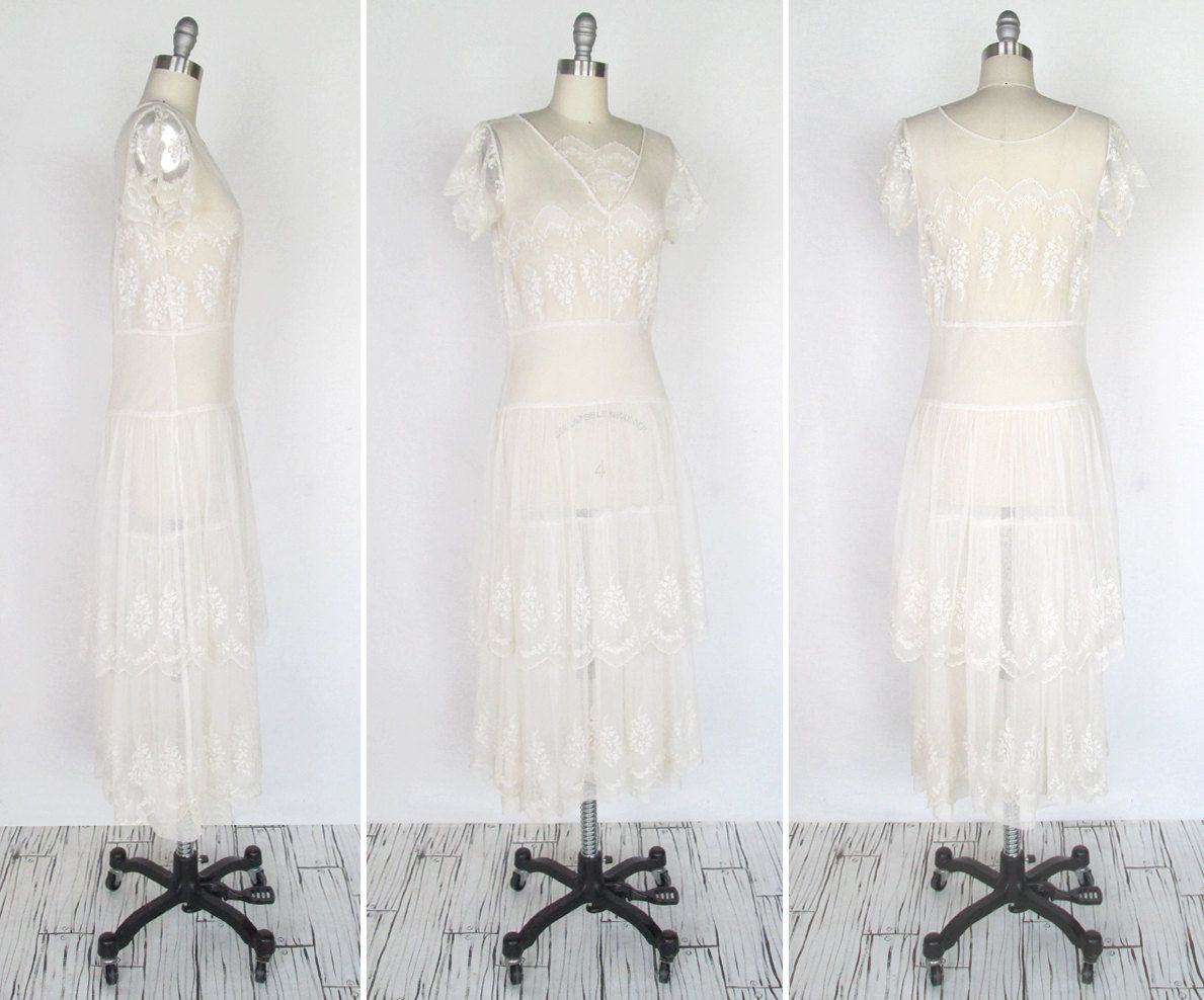 Simply gorgeous antique edwardian early s wedding dress