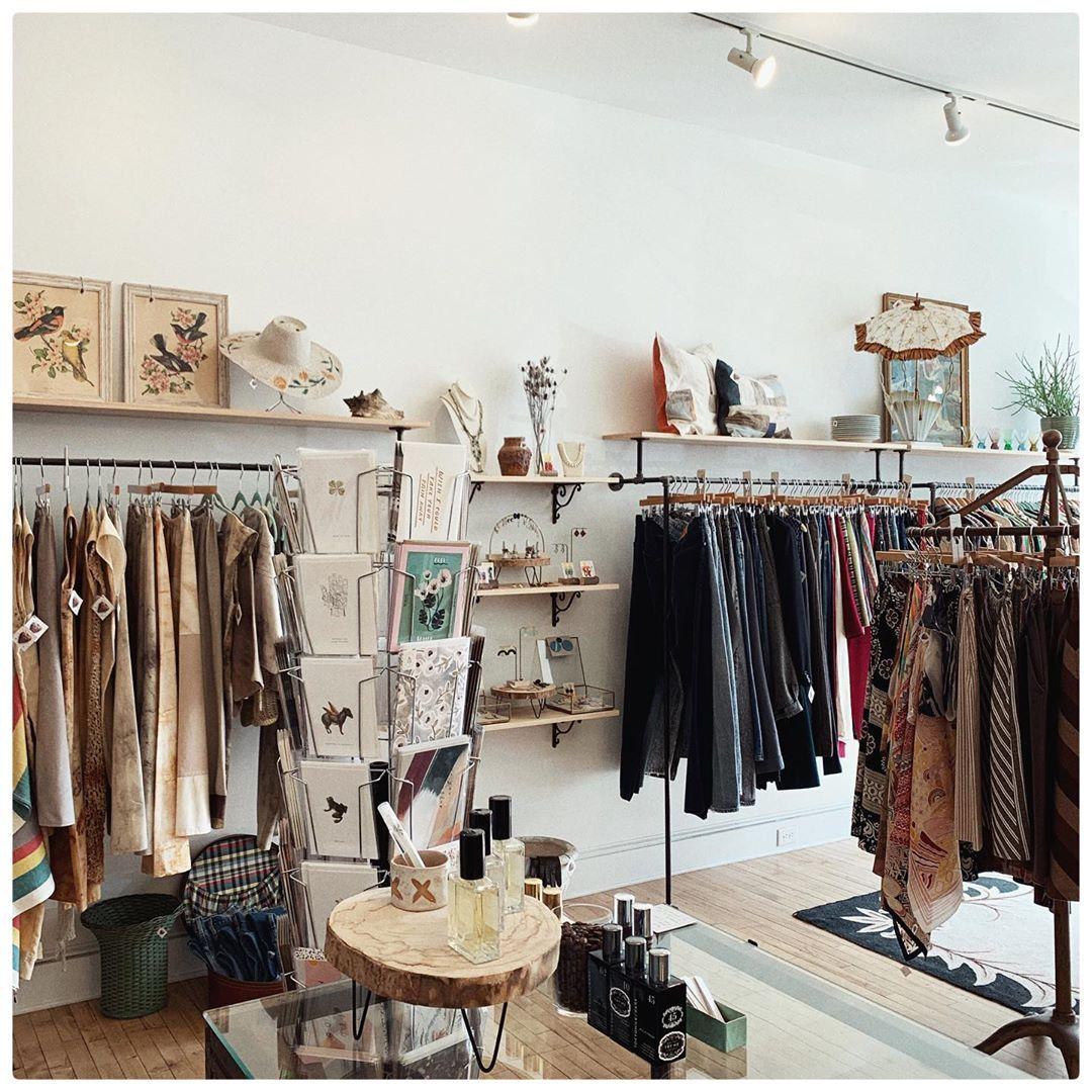 Shop View Visit Telltale Dress In Lancaster Pa Usa Wardrobe Rack Shopping Vintage Fashion