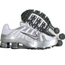 Nike Womens WMNS Shox Turb OH 314069 151white lilac silver