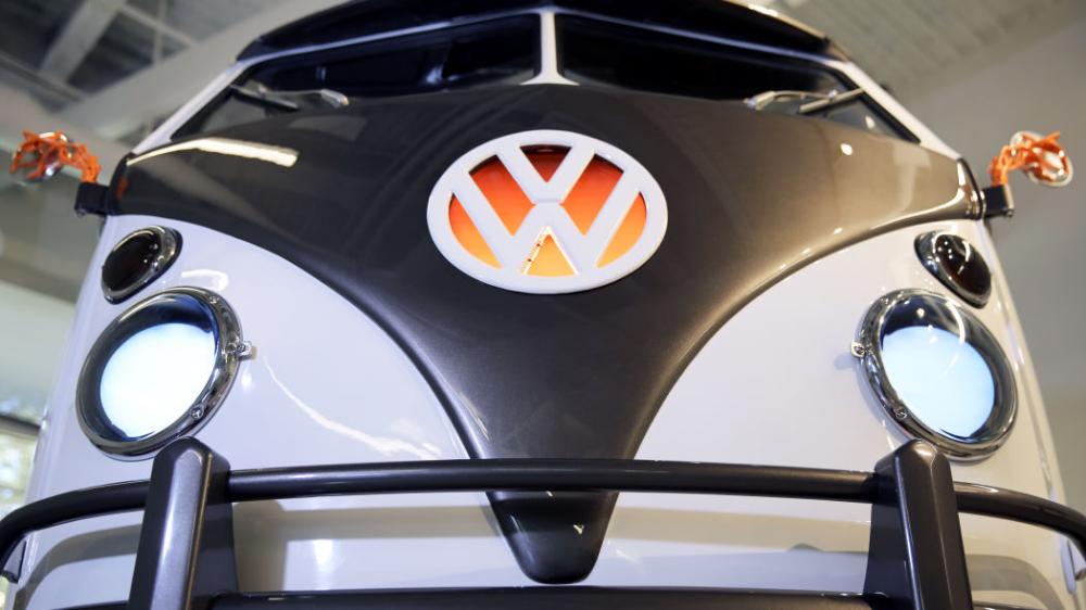 Volkswagen shows electric Type 20 bus concept Volkswagen