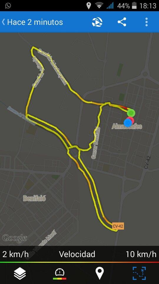 Ruta del Barranc