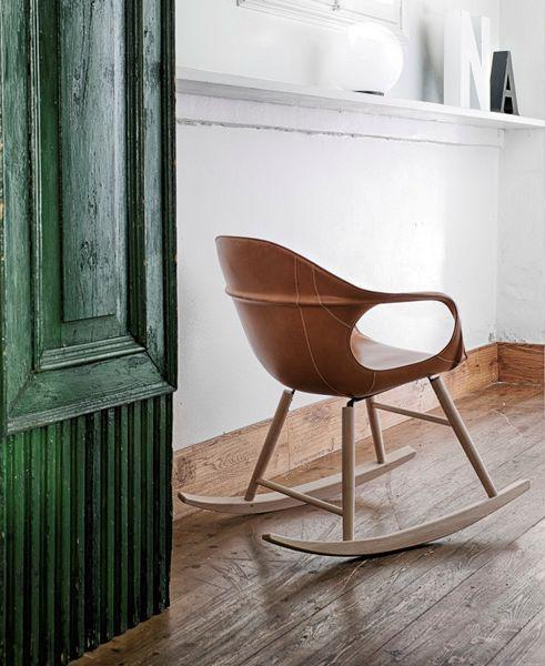 La petite histoire de la chaise à bascule ou rocking-chair   Interiors