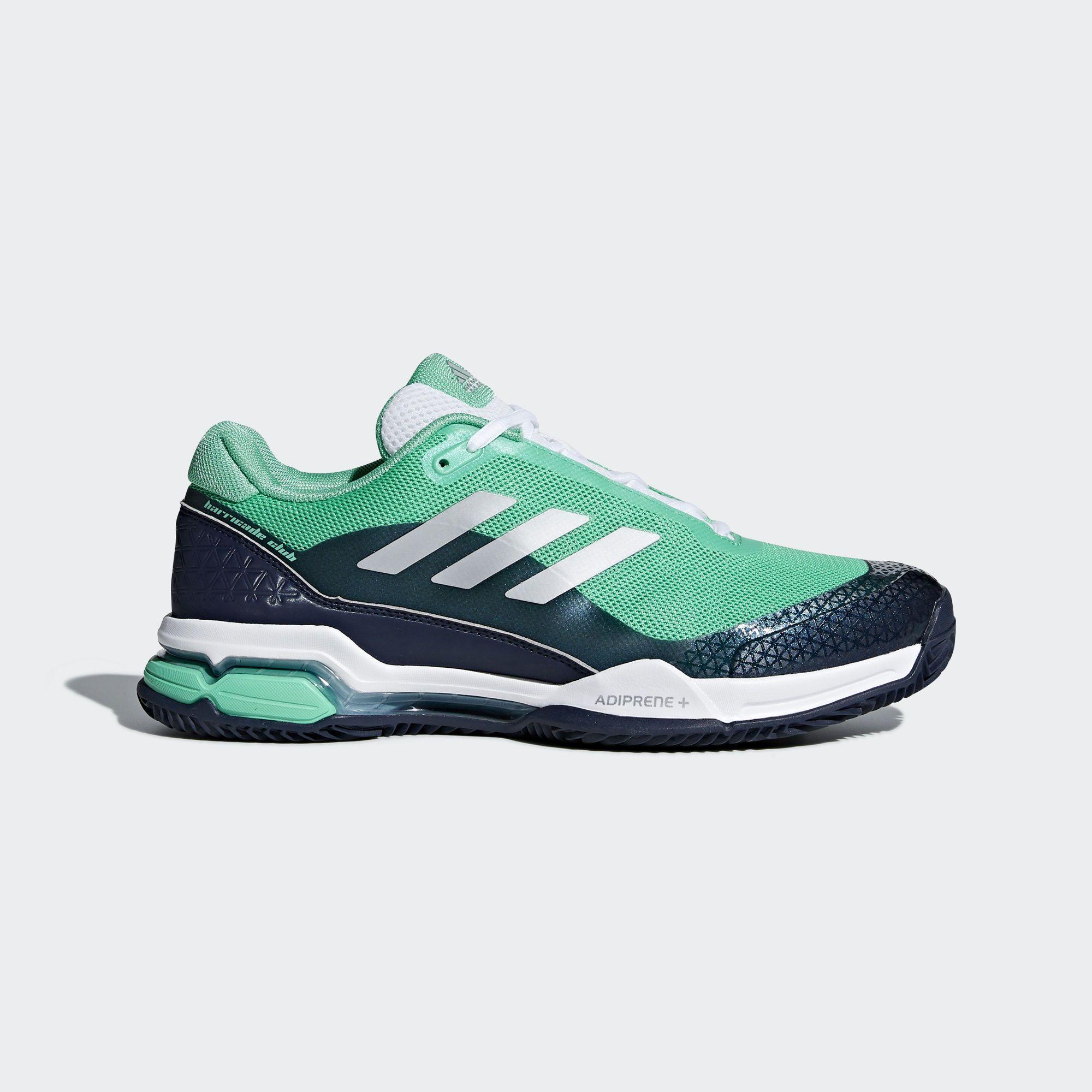 d161c023d09 Zapatilla Barricade Club - Verde en adidas.es! Descubre todos los estilos y  colores