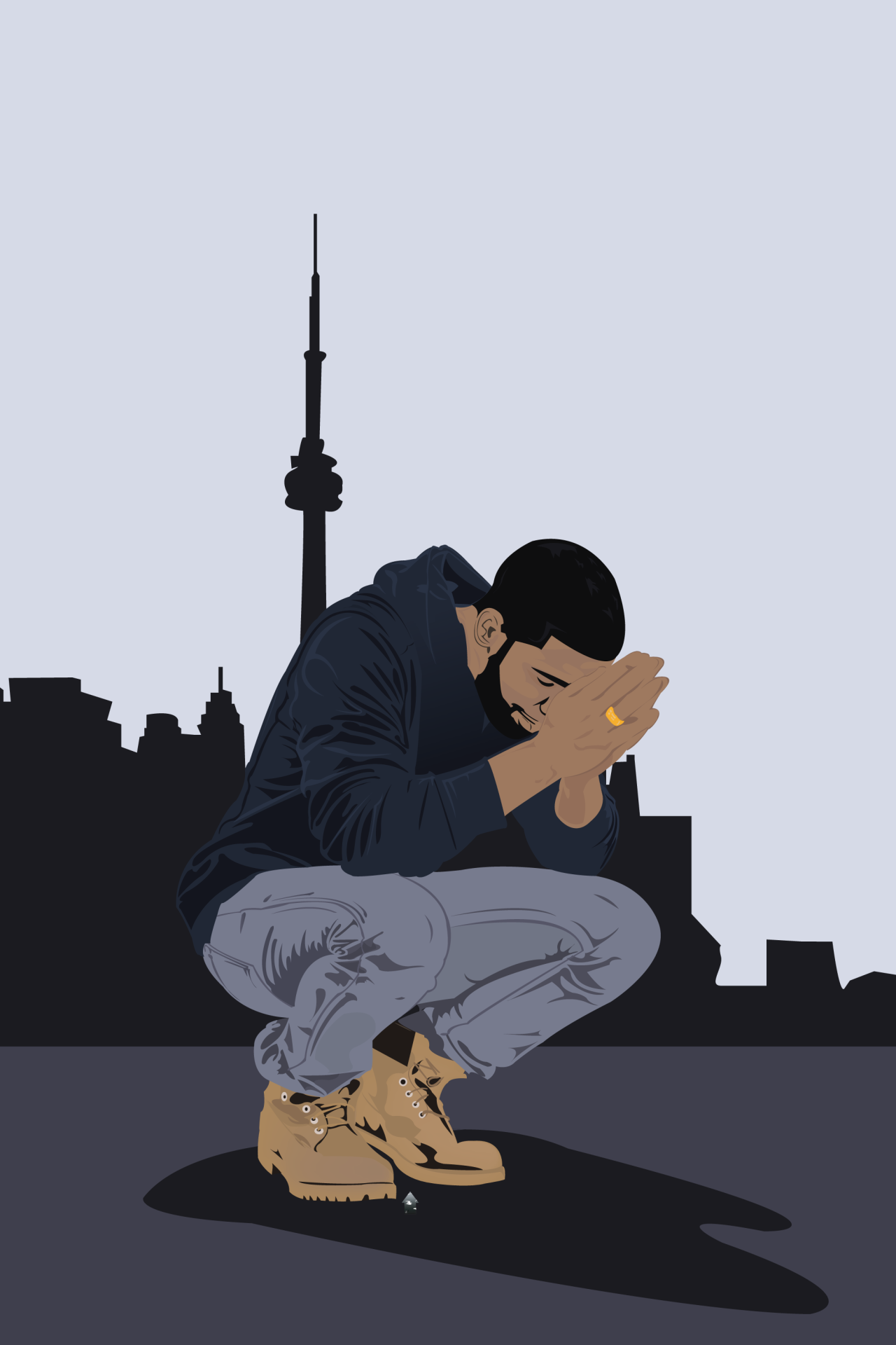 Your daily dose of Drake and OVO Photo Drake iphone