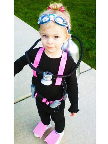 16 DIY Halloween Costumes for Kids That Are Too Freaking Cute - kid halloween costume ideas