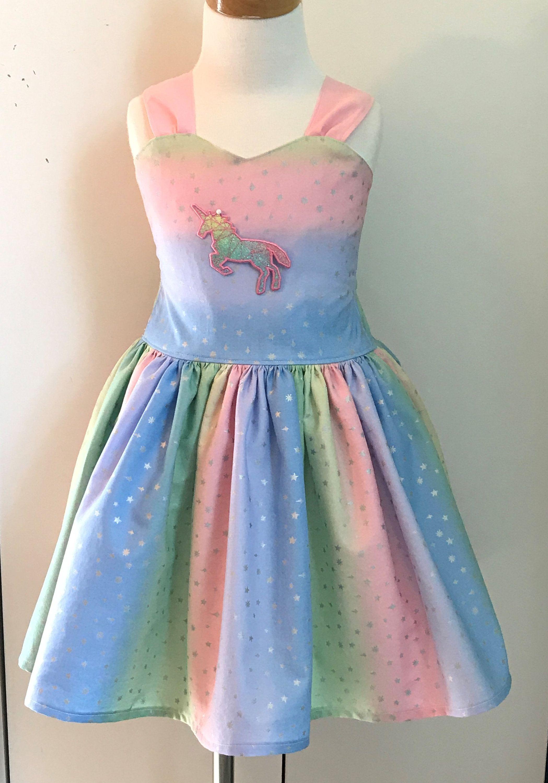 Unicorn Ombre Peek A Boo Tie Back Dress 2t 3t 4t 5 Etsy Dresses Peekaboo Dress Dress Backs [ 3000 x 2098 Pixel ]