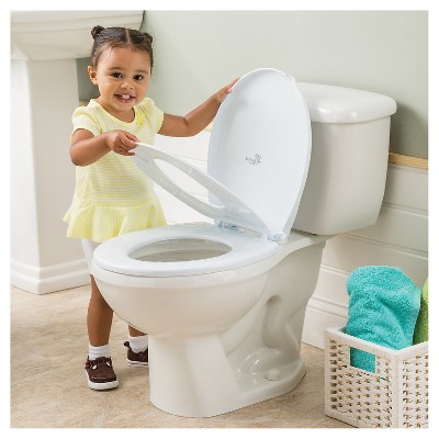 Summer Infant 2 In 1 Round Potty Topper White Potty Training