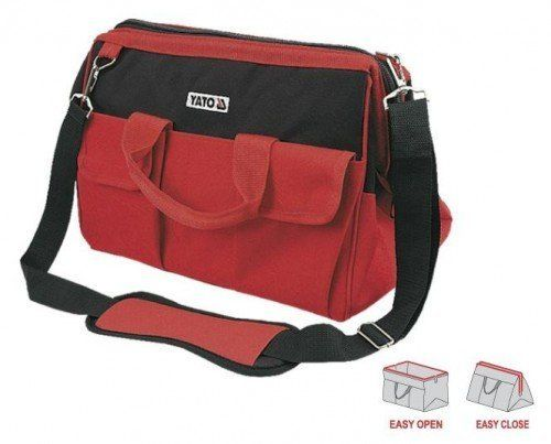 Werkzeugtasche Werkzeugkiste Werkzeugkoffer Werkzeug Tasche 16 Fächer