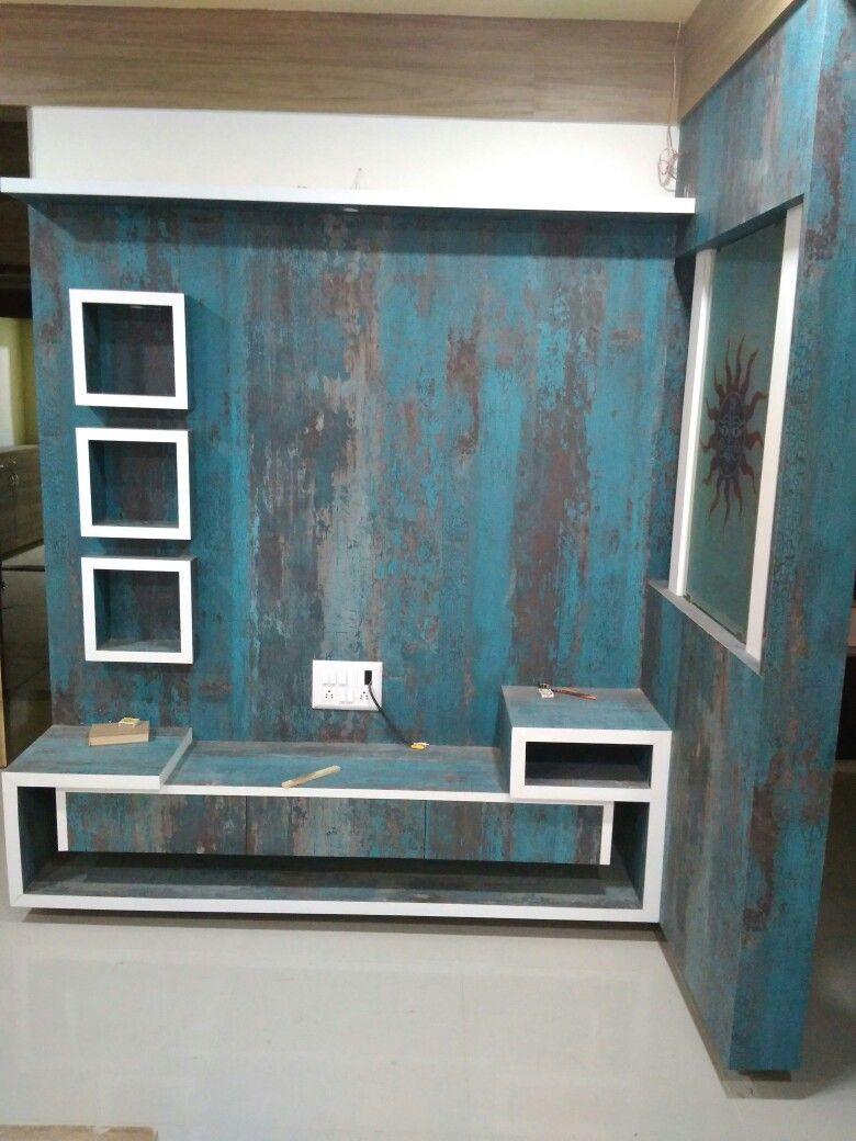 Lcd Tv Furnitures Designs Ideas: Beautiful LCD Unit Karan Jangid