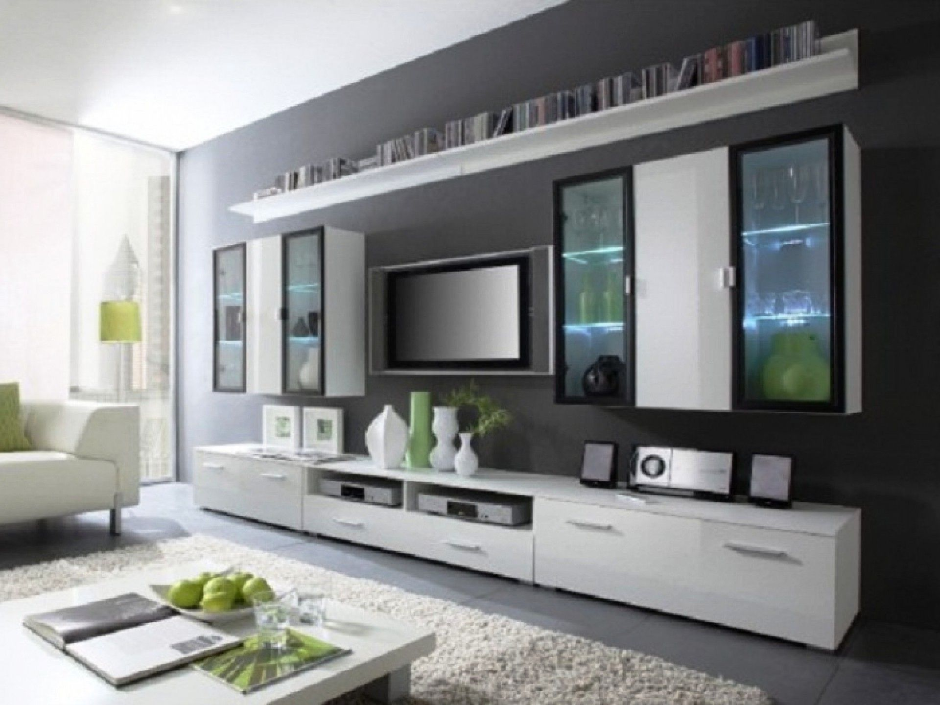 Creative And Modern Tv Wall Mount Ideas For Your Room Modern Tv