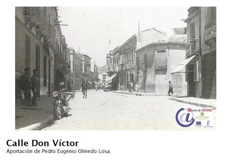 Calle D Victor Tomelloso Tomelloso En 2019 Calle Fotos