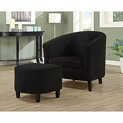 Awesome Black Living Room Chairs Pictures - Mywhataburlyweek.com ...