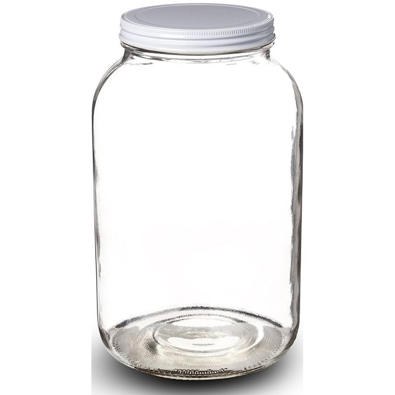 Overstock Com Online Shopping Bedding Furniture Electronics Jewelry Clothing More 1 Gallon Glass Jar Gallon Glass Jars Glass Jars