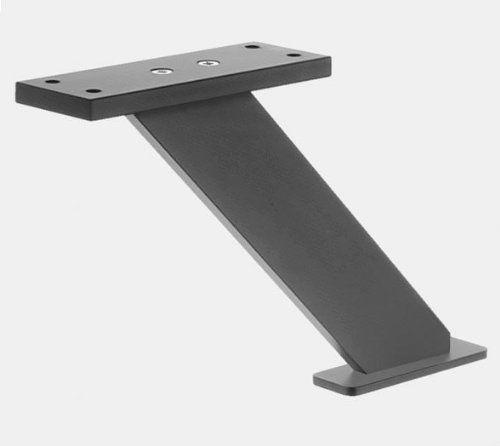 Hafele 505 14 926 Silver Anodized 6 625 High Aluminum Angled
