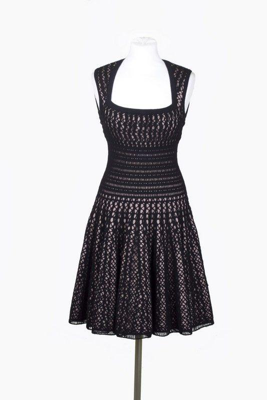 Pin de Dina en Dress | Pinterest | Vestiditos, Ropas de ganchillo y ...