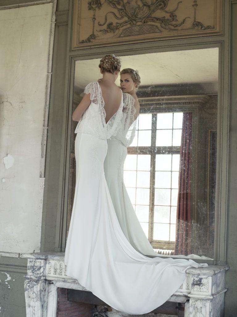 Robe Canelle (avec images) | Robe mariée