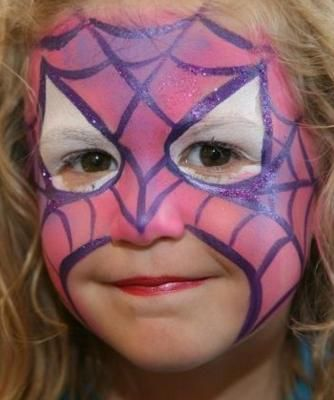 Plano Party Animals - Face Painting Plano, TX