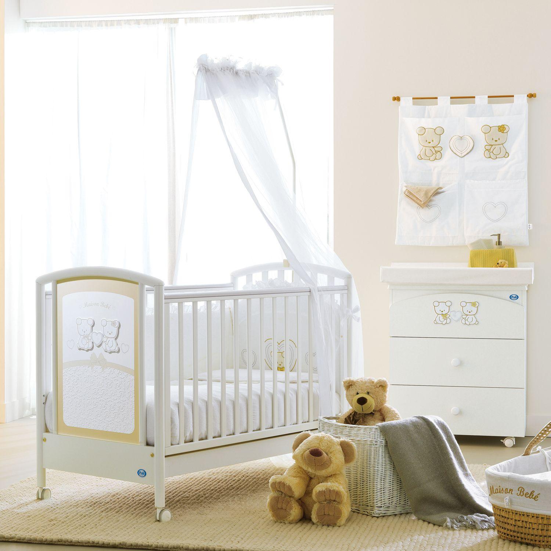 Babybett Eine Seite Offen