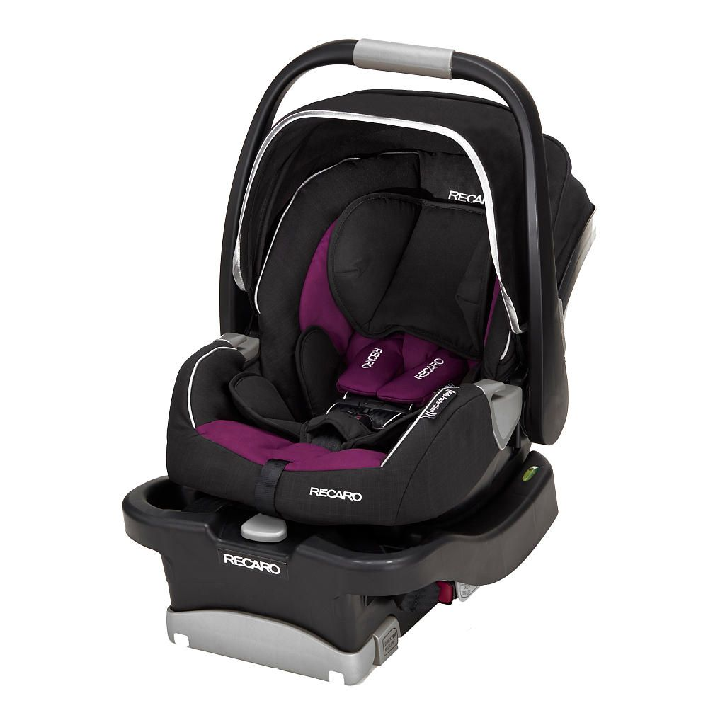 The Recaro Performance Coupe Infant Seat Exemplifies