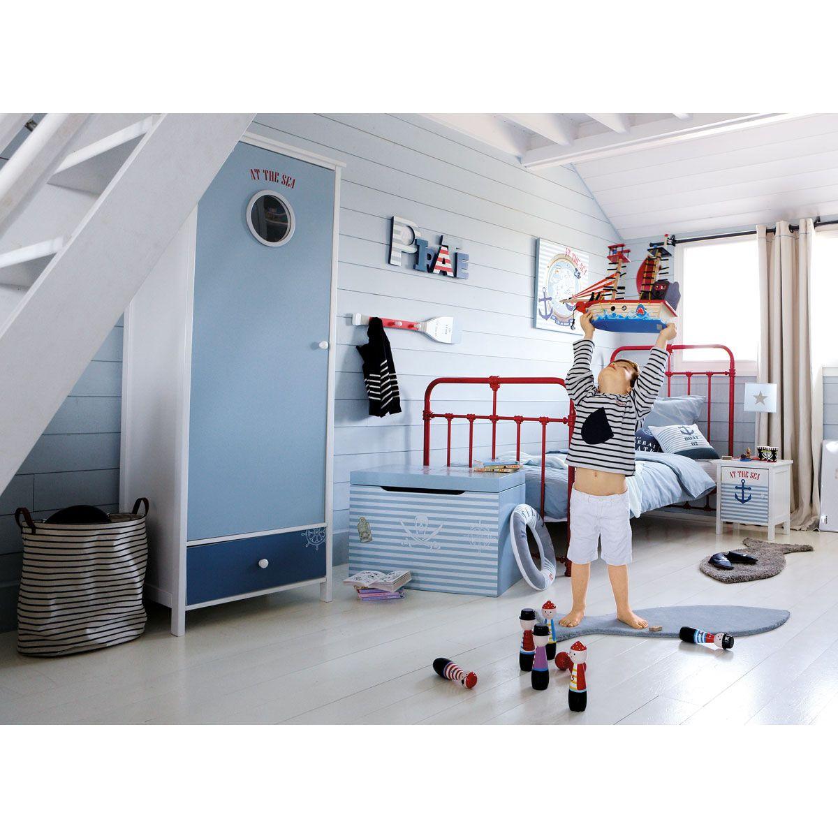 Chambre Pirate Maison Du Monde enfants   chambre enfant, deco chambre enfant et inspiration