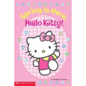 Hello Kitty Spring Is Here Hello Kitty Paperback Postteenageliving Com Amazon Php P 0439450799 Hello Kitty Book Hello Kitty Coloring Hello Kitty
