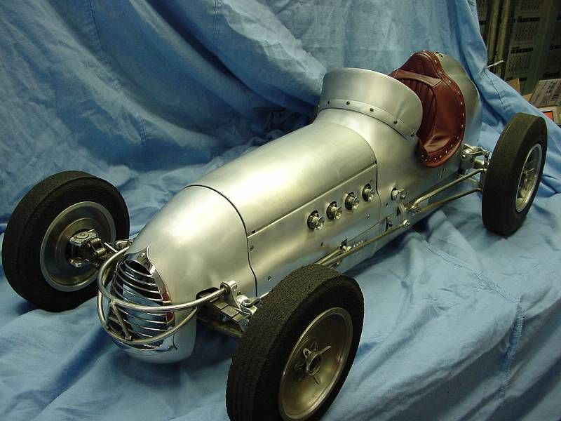 1/4 Scale 1934 Ford Frame - Page 3 - RCU Forums | Caisse à savon ...