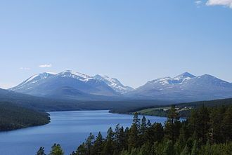 Hiking in the Nordic countries – Travel guide at Wikivoyage
