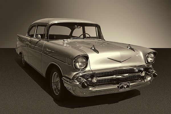 Vintage Chevy Bel Air Photo By Nancy Aurand Humpf Chevy Bel