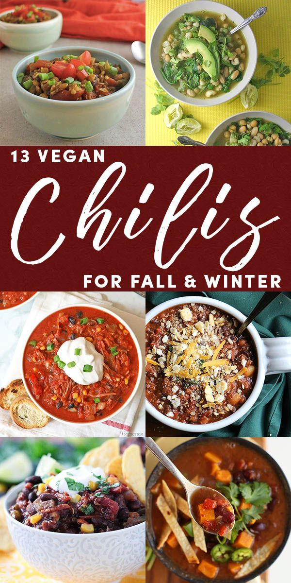 The Weather Is Getting Cooler And That Means Chili Season