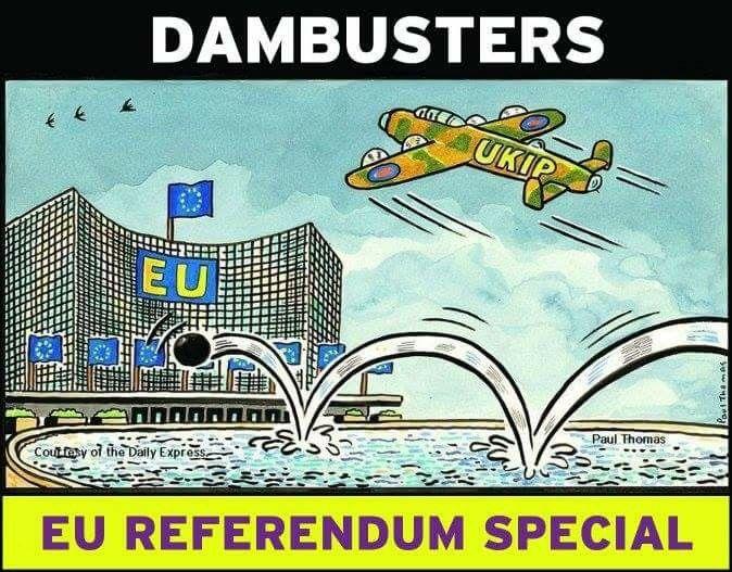 Stop more union europea