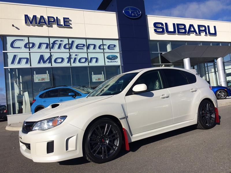 2014 Subaru WRX STI 5Dr 6sp Only 29,000KMS Serviced UP TO Date ...