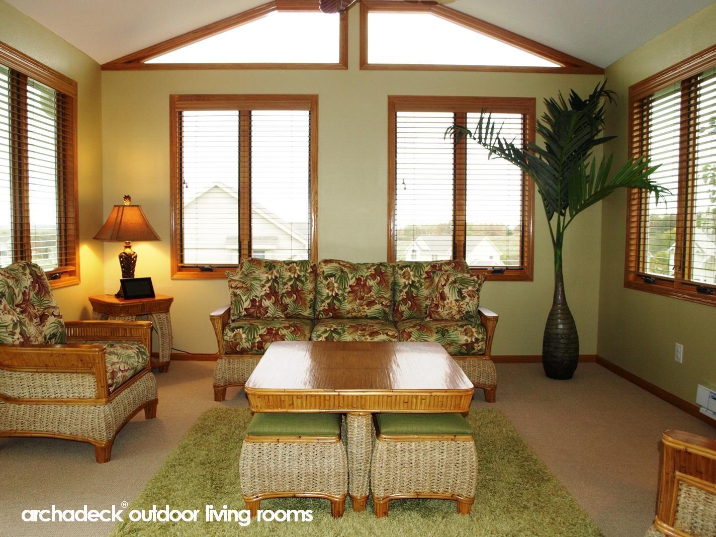 Four Seasons Room Designs Ideas