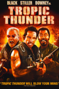 I'm learning all about Tropic Thunder at @Influenster!