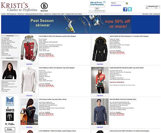 Clothes To Perfection E Commerce And Internet Marketing Internet Marketing Plan Web Marketing Web Design