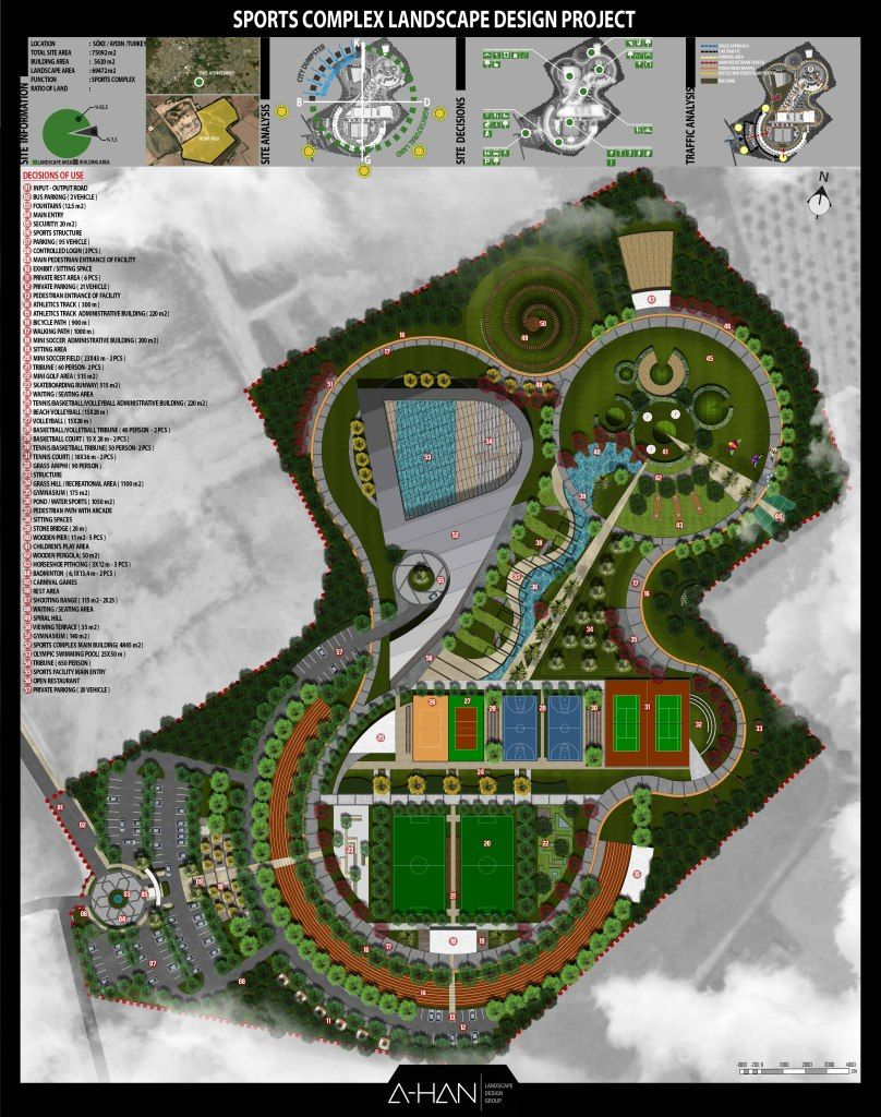 sports complex 1 pinterest more master plan and architecture ideas ForSports Complex Planning Design