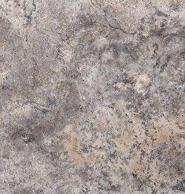 Travertin Fliesen Silver Römischer Verband Wahl Premium Qualität - Fliesen 2te wahl