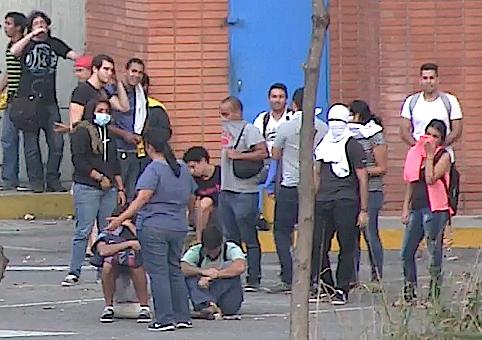 LA VOZ DE SAN JOAQUIN: (VIDEO) Contra los falsos positivos de El Nacional...
