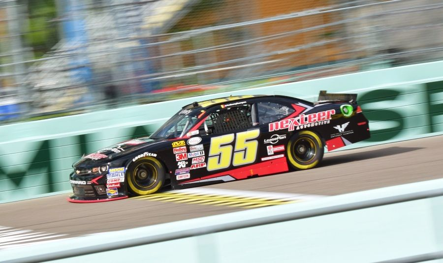 Road to Daytona - Anthony Kumpen in Homestead - racing14.de