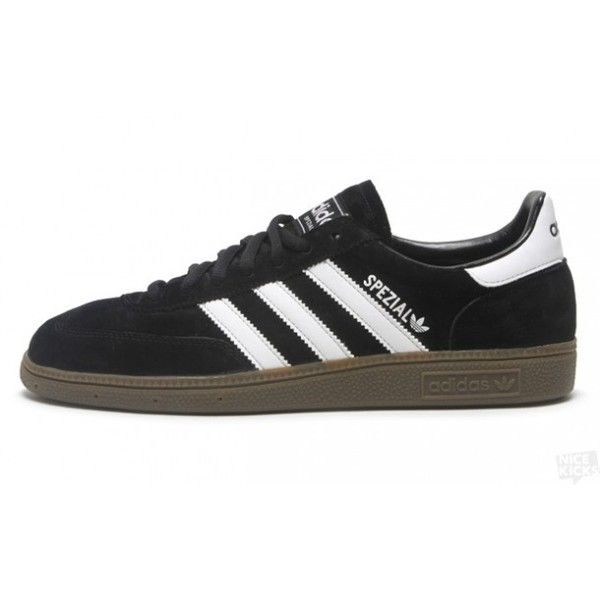 Adidas Handball Spezial ❤ liked on Polyvore featuring shoes