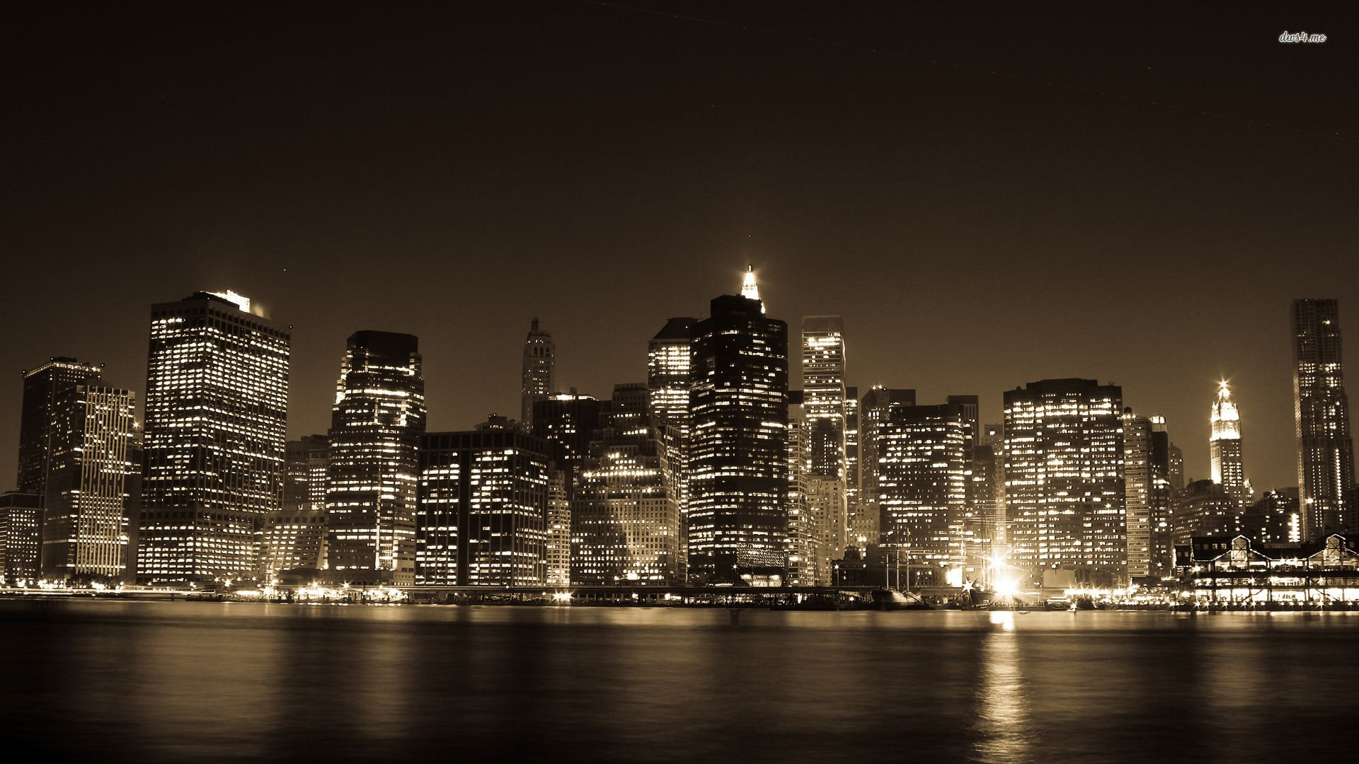 lights New York City Lights wallpapers HD free