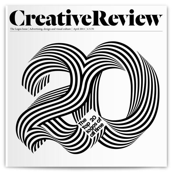 Creative Review by Alex Trochut, via Behance