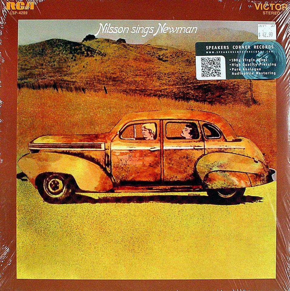 "Nilsson Vinyl 12"" (New) Harry nilsson"