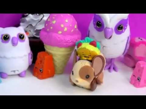 Shopkins Season 3 Taco Terrie Chee Zee Ride Little Live Pets Lil Mouse Little Live Pets Shopkins Season 3 Pets