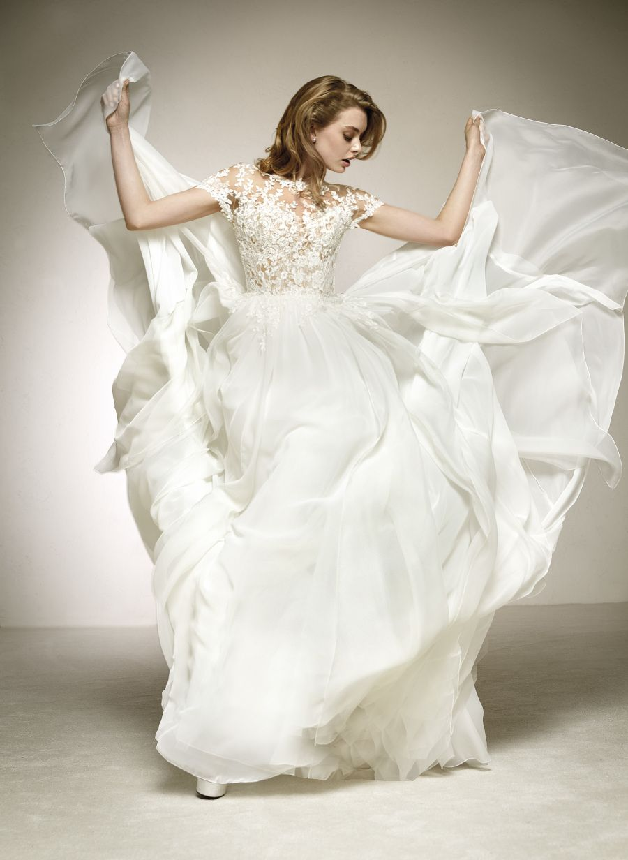 Runway report the new collections from pronovias you have to