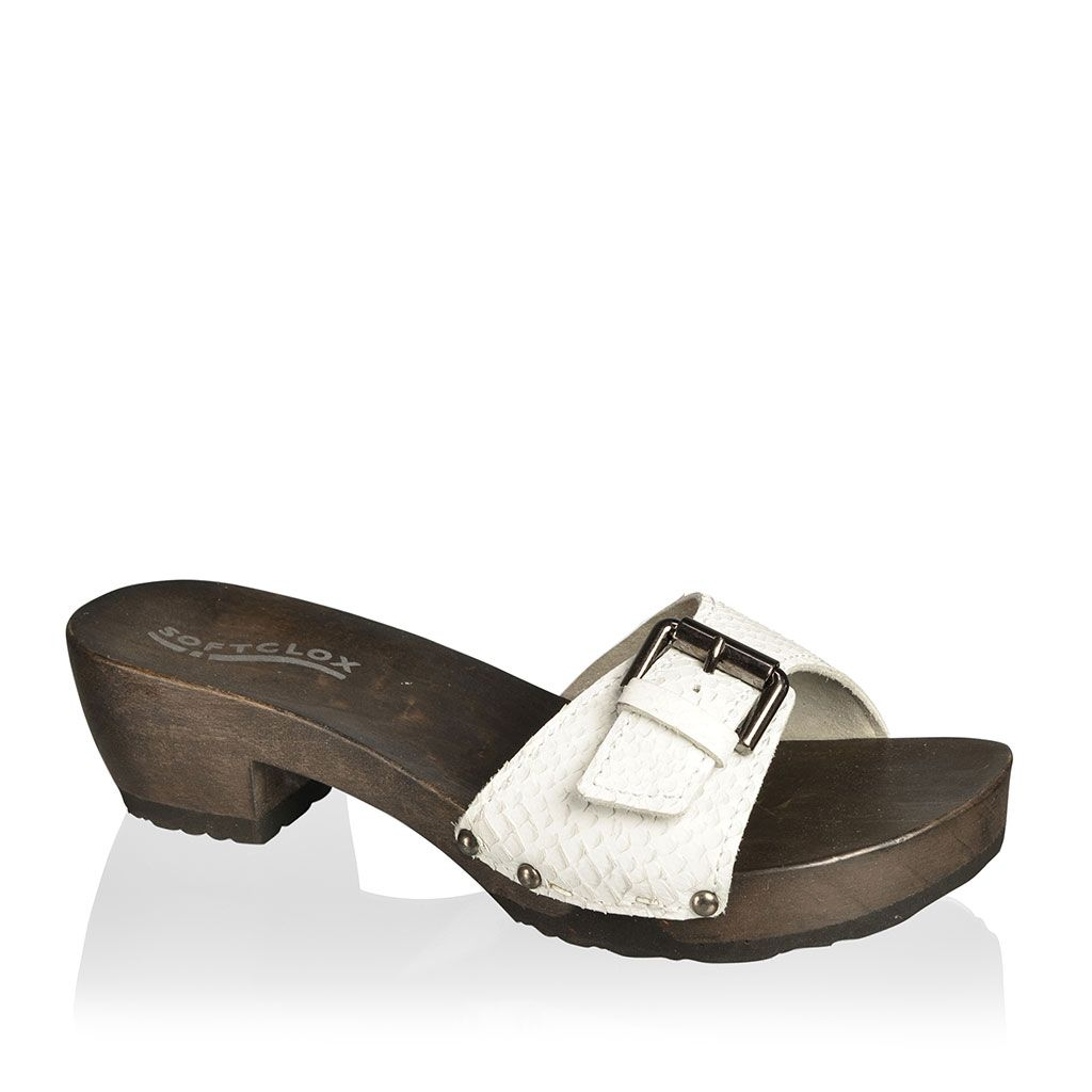 SOFTCLOX Jolina Mini Mat Snake Weiss summer #summershoes #springshoes  #spring #shoes #